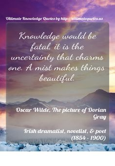 #OscarWilde by #UltimateQuotes