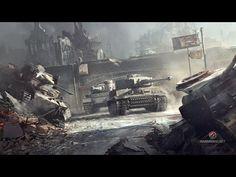 World of Tanks Batalhas no Tier X Parte 1 - YouTube