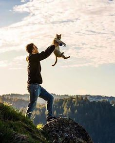 -It goes without saying that we love adventuring with our dogs, but we have to give a shout out to our awesome feline friends as well! If you're a cat Astuces Camping-car, Camping With Cats, Camping Hacks, Our Love, Cat Lovers, Anime, Disney, Adventure, Photo And Video