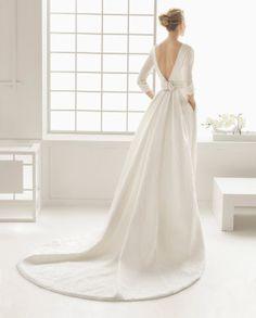 Ducado - Collection Rosa Clará 2016 de robes de mariée