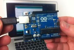 How to Get Started With Arduino by Marc de Vinck