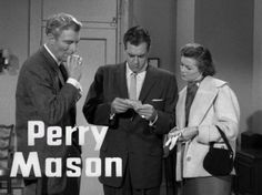 Perry Mason gave defense lawyers a positive role model.  No ambulance chaser, people with big troubles rushed to him.  I was quite young when my family watched this show.  There were so many story lines about blackmail I remember looking through the little glass mailbox doors at the post office for black envelopes.      His capable secretary, Della Street and private detective, Paul Drake helped him be the most winning lawyer on TV.