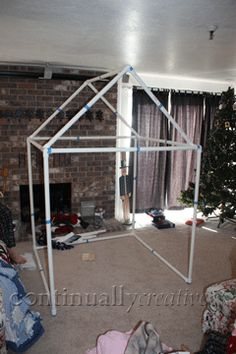 1000 images about cubby house on pinterest cubby houses for Pvc playhouse kit