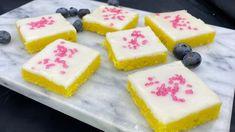 Foto: Marit Hegle Something Sweet, No Bake Desserts, Bakery, Brownies, Pudding, Cheese, Snacks, Recipes, Sweet Stuff