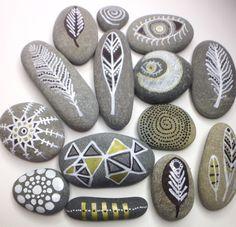 sharpie pen rock art - Google Search