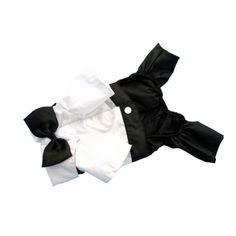 Dog Clothing Tuxedo