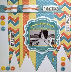 Dotty For You - CTMH Layouts