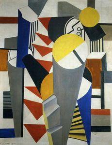 composition - (Fernand Leger)