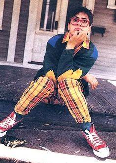 A young Robert Downey Jr. RDJ!