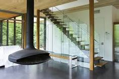 Image result for pillar to support staircase
