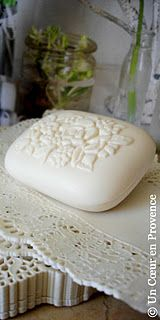French-milled soaps