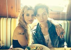 andy biersack and juliet simms photoshoot - Google Search