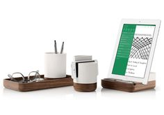 For the office !!!! Pfeiffer Collection Desktop Wood Bundle - An Evernote Original