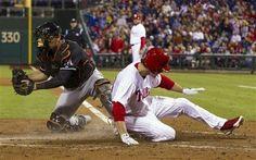 Philadelphia Phillies - September 17, 2013 - Chase Utley