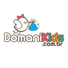 Arte campeã do projeto Domani Kids #logovia #logodesign #logomarca