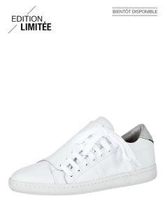 Sneakers Slash Comptoir des Cotonniers #sneakers