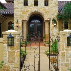 Courtyard Entry Design Ideas, Pictures, Remodel, and Decor - page 19