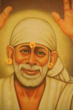 Om sai ram Sai Baba Pictures, God Pictures, Sai Baba Hd Wallpaper, Sai Baba Quotes, Baba Image, Om Sai Ram, Shiva Shakti, Happy Colors, Buddhism