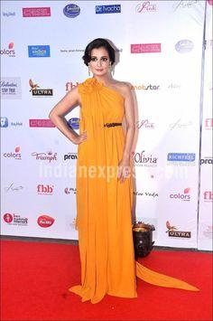 Dia Mirza at Femina Miss India. #Bollywood #Fashion #Style #Beauty #Hot #Sexy