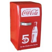 Mini Refri Refrigerador Koolatron Ccr-12 Coca Cola Retro