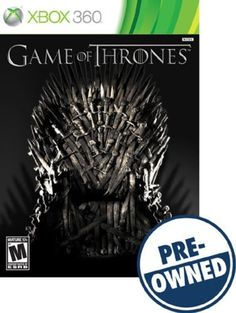 Game of Thrones — PRE-Owned - Xbox 360