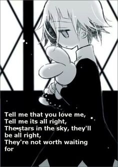 Crona Emo Love Quotes, Soul Eater Quotes, Las Vegas, Soul Eater Evans, Video Game Anime, Video Games, Anime Qoutes, Friday Night Lights, Geek Out