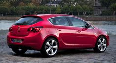 Opel Astra OPC EXTREME Wallpaper