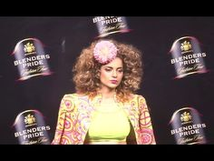 Kangana Ranaut Showstopper At Blenders Pride Fashion Tour Blenders, Gossip, Pride, Interview, Photoshoot, Music, Youtube, Pictures, Fashion