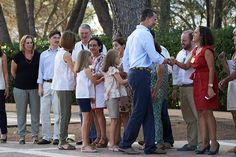 Queen Letizia of Spain puts on brave face on family holiday - Photo 3 | HELLO!