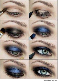 Some Amazing Eyes Make Up Ideas - BeaLady.net
