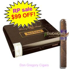 Rocky Patel Royal Vintage Toro - http://cigarshopexpress.com/shop/cigars/rocky-patel/rocky-patel-royal-vintage-toro/