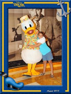 Donald and Emma