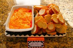 buffalo chicken dip, oh my yum! Yummy Snacks, Yummy Treats, Yummy Food, Tasty, Yummy Yummy, Super Bowl Dips, I Love Food, Good Food, Chicken Dips