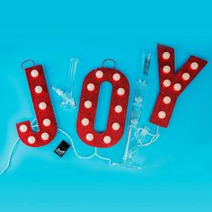 Joy to us is some good friends and new glass. What's joy to you?
