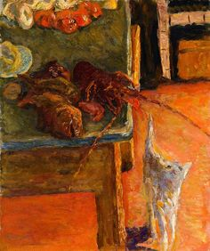 The Bouillabaisse Pierre Bonnard - circa 1910