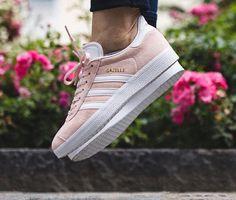 * Adidas Gazelle's in Blush Pink *