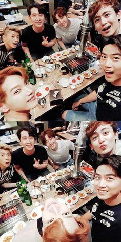 2PMの会食の様子が公開された。2PMのJun.Kは30日、自分のインスタグラムに「久しぶりに仕事を終えて会食。今週の金・土・日、来週の金・土・日 #2PM CONCERT #6NIGHTS」という文と共に一枚の写真を投稿した。テギョンも自分のS...