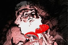 The WORST Santa/magic mushroom article yet.  That is so full of baloney. There's such a rich folkloric featuring the amanita in wonderful art, literature and folk practices, it is a shame that this is the kind of thing that people associate with the Christmas season. http://themindunleashed.org/wp-content/uploads/2014/12/magiccccc.jpg