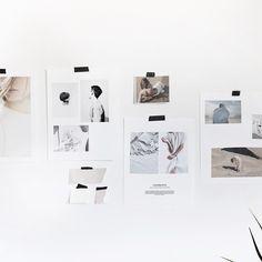 Taped image art.