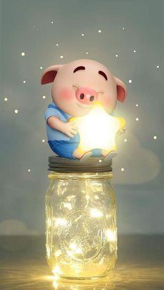 Pig Wallpaper, Wallpaper Iphone Cute, Disney Wallpaper, Kawaii Pig, Cute Piglets, 3d Art, Pig Illustration, Baby Pigs, Little Pigs