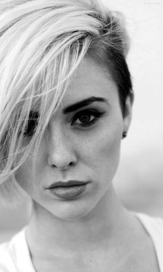 45 Superchic Shaved Hairstyles for Women in 2016                                                                                                                                                                                 More