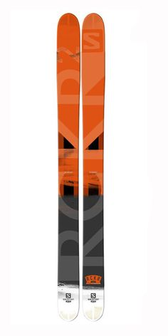 The Salomon Rocker2 122 Skis are feared and revered deep day menaces. These snow slaying pow sticks have what it takes to keep you afloat on the deepest days, so you can continue living the dream. Wai