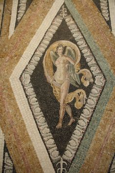 Roman #mosaics were a common feature of private homes and public buildings in #ancient #Rome