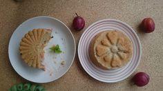 easy plum pie