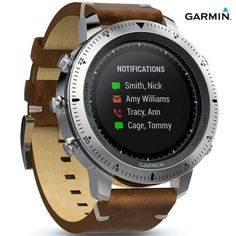 Reloj #Garmin Fenix Chronos Vintage https://relojdemarca.com/producto/reloj-garmin-fenix-chronos-vintage/