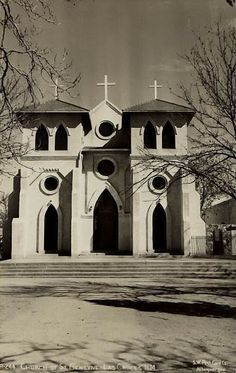 old photos of las cruces nm | ... Catholic Church, Las Cruces, New Mexico. Credit: Family Old Photos