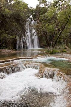 Waterfalls of the Huasteca – San Luis Potosi State, Mexico