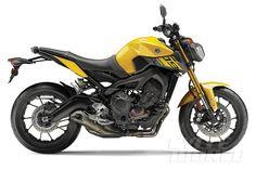 Cycle World - BEST STANDARD: Yamaha FZ-09