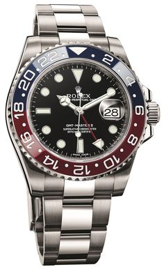 Rolex GMT-Master II (Ref. 116719 BLRO)