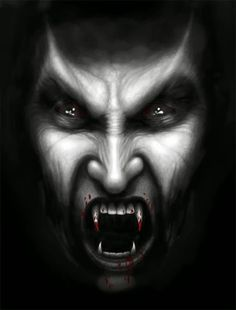 The Greek shadow Vampire or Callicantzaro spends most of the year in the netherworld (wherever that is) and only emerges on the 12 nights between Christmas and the Epiphany, probably because it knows those are the nights we're most likely to be too drunk on eggnog to run. Though just the